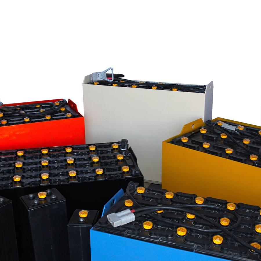 12 125 17 forklift battery 24 volt 1000 ah at 6 hr. Black Bedroom Furniture Sets. Home Design Ideas