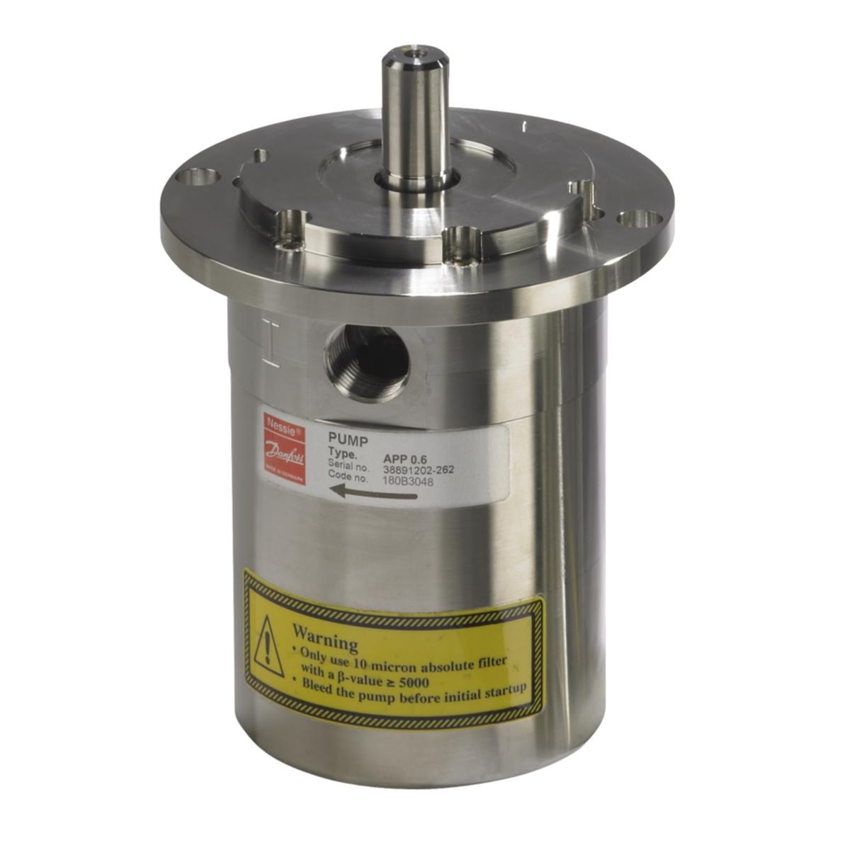 Danfoss App 0 6 180b3048 Axial Piston High Pressure Pump