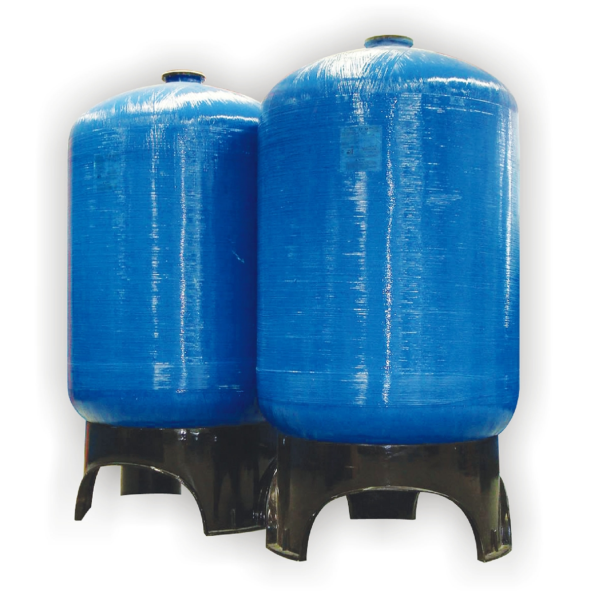 Softener Filtration System Tank 30 Quot X 72 Quot 6 Quot Top And