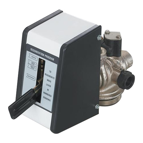 Fleck 2510 Manual Softener Valve With 1 Injector Less