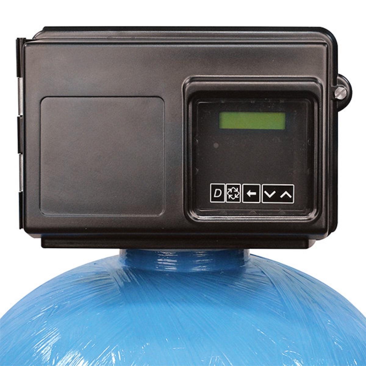 Fleck 2850 1700 1 1 2 Quot Meter Valve With 3c Injector
