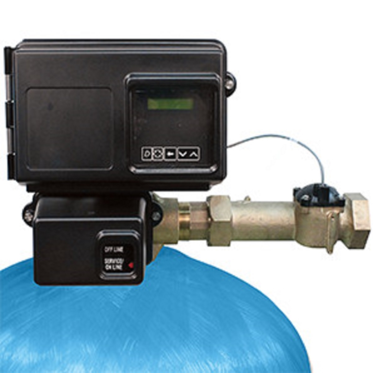 Fleck 2900 2 Quot Electronic Valve With 4c Injector