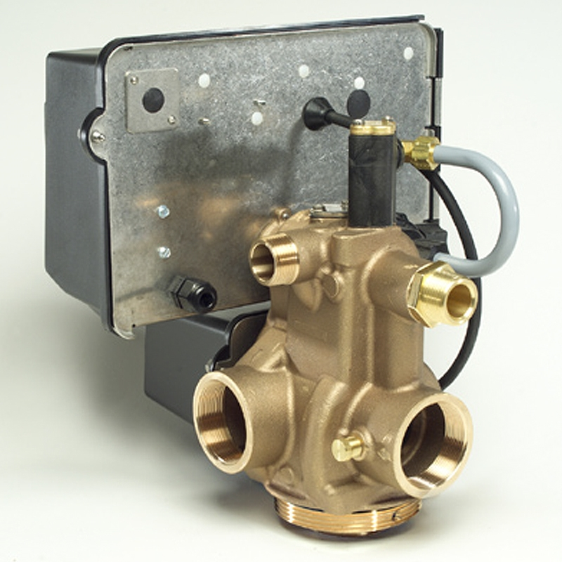 Fleck 2900 2 Quot Meter Valve With 3c Injector Less Drain Line