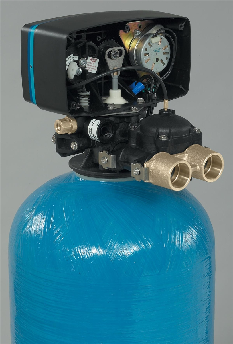 Fleck 5600  1600 Econominder Metered Softener Control Valve  On Demand