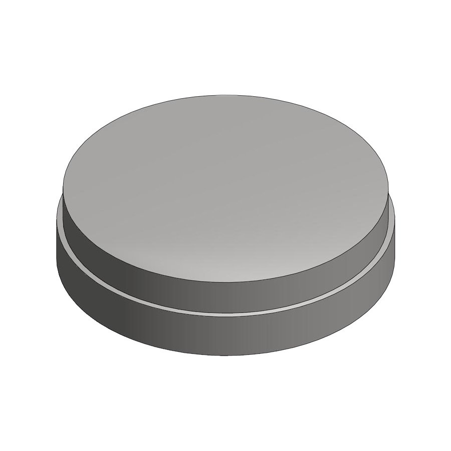 Victaulic Style End Cap 2 0 Inch 316 Stainless Steel 1 Quot Npt