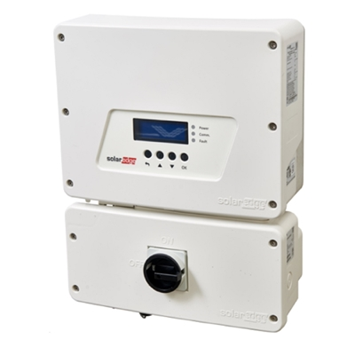 SolarEdge SE3000H-US HD-Wave Single Phase Inverter, 3kW
