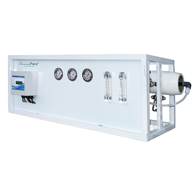 1000 GPD Seawater Desalination System (Watermaker)