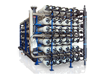 800,000 GPD or 3,000 M3/day seawater desalination system