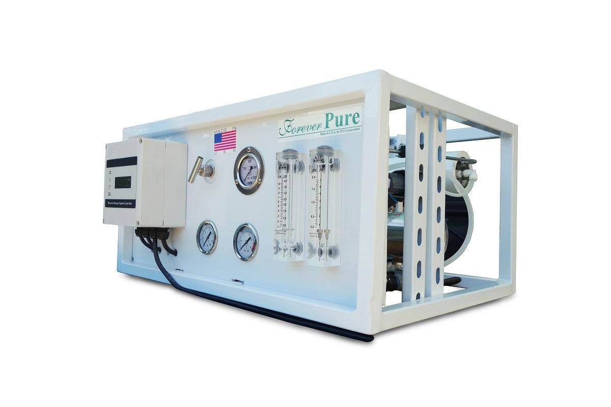 Solar Oasis 200 Solar Hybrid Powered Seawater