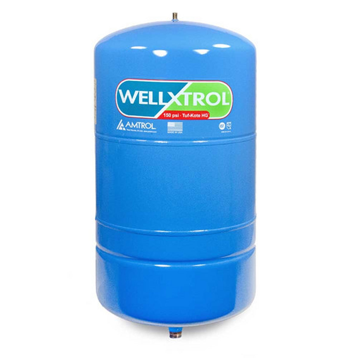 Inline Expansion Tank : Well trol inline tank quot gallon wx