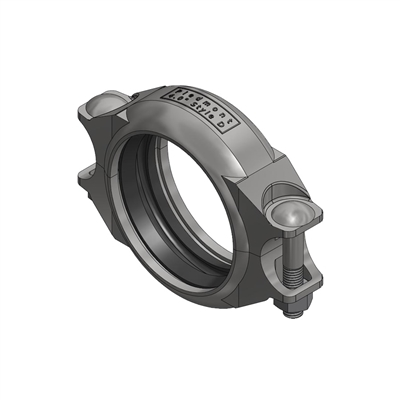 Victaulic Style D Coupling 2 5 Inch 1200 Psi Duplex