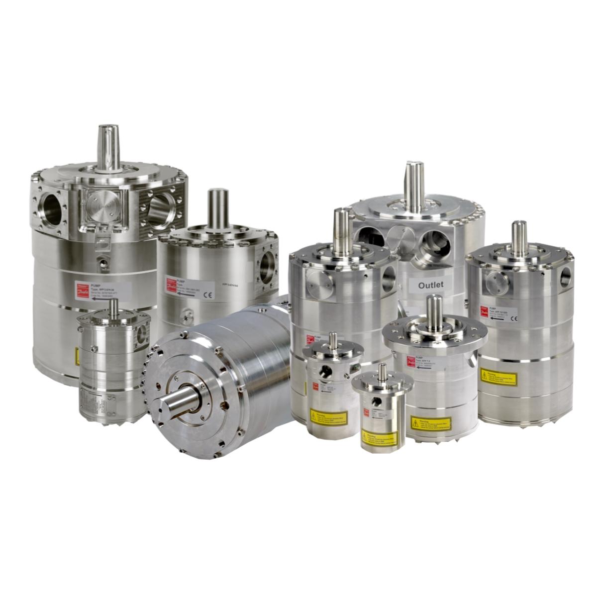 High Pressure Piston Pump : Danfoss app b axial piston high pressure pump