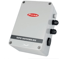 Fronius Rapid Shutdown Box (RSB) Single String for Galvo and Primo Inverters