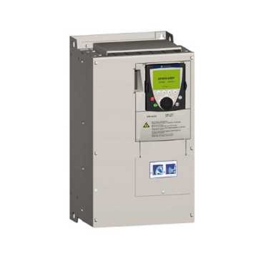 Schneider Electric Altivar 61 Variable Speed Drive with LCD Keypad, 3  Phase, 30kW, 40HP, 240V, without EMC Filter, IP20