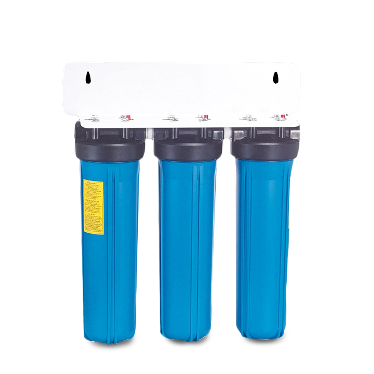 Whole House 3-Stage Water Filtration System (4.5\