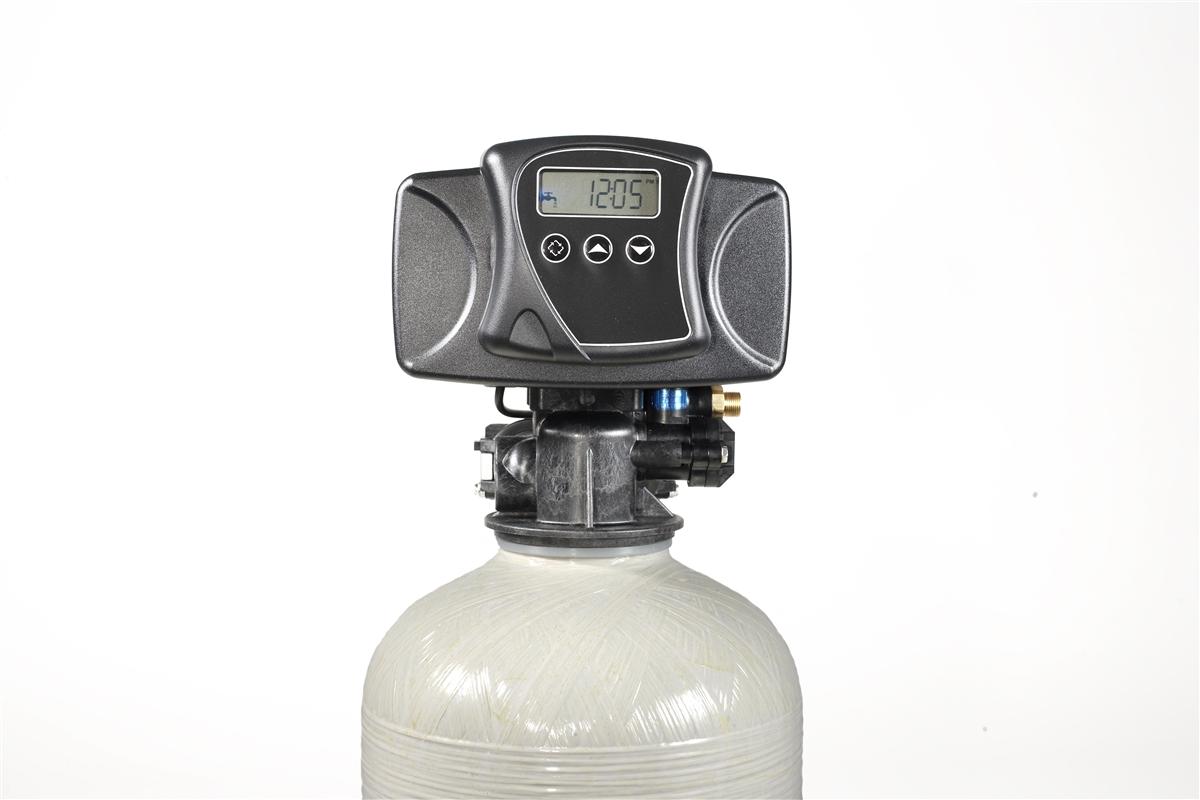Fleck 5600 Electronic Backwash Only Filter Less Drain Line