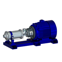 FEDCO MSD-40 Multi Stage Duplex Pump