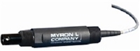 "Myron L P74LCR pH Sensor, 3/4"" MNPT Double Junction for Low Conductivity (RO/DI) applications"