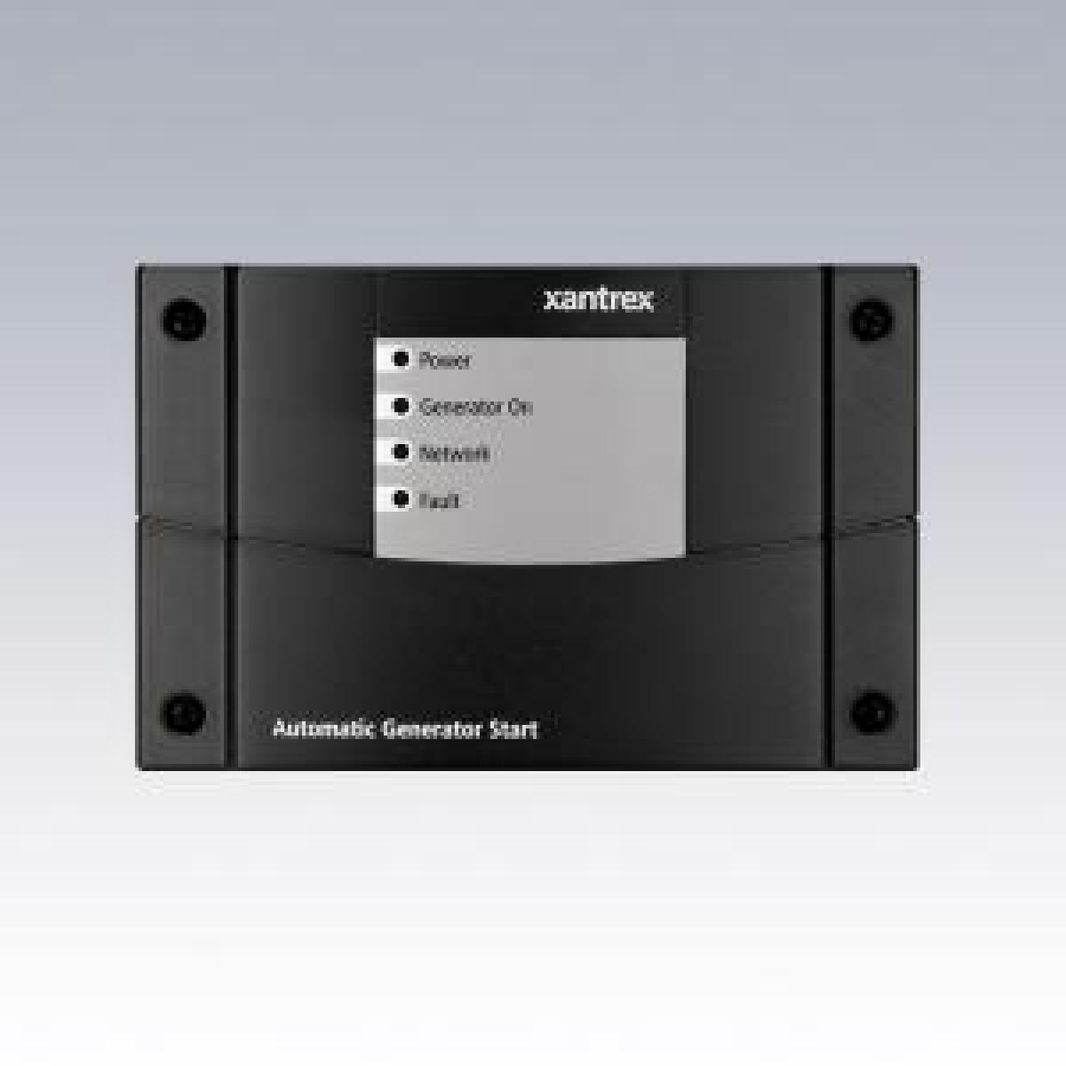 Schneider Electric Conext Sw Xw Auto Generator Start