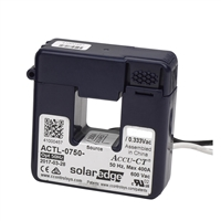 SolarEdge 200 Amp Current Transformer SEACT0750-200NA-20