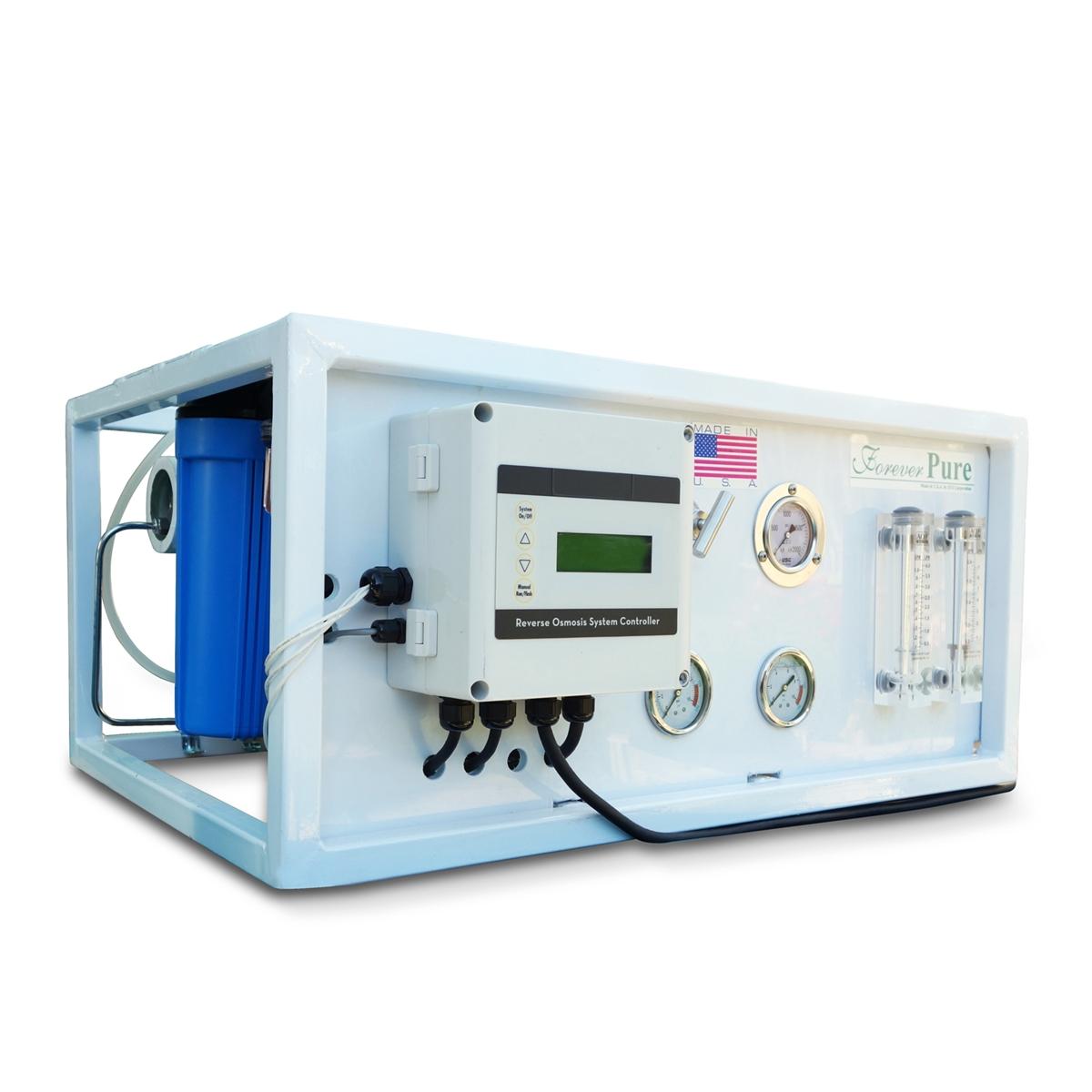 200 Gpd Seawater Desalination System Watermaker