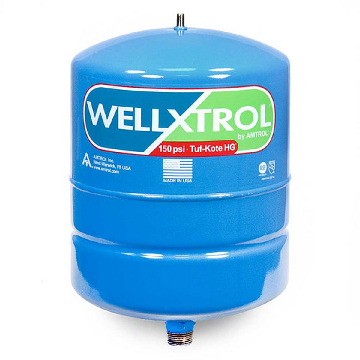 Well X Trol Inline Tank 8 Quot X 11 Quot 2 Gallon Wx 101